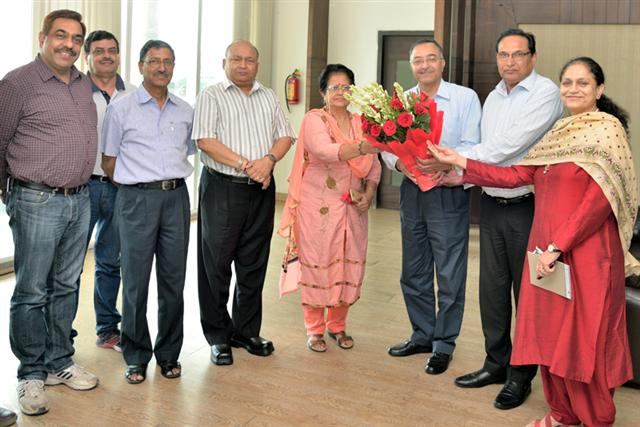 VCs of DAV University and Central University, Punjab discuss modalities to promote research