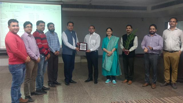 DAV University organizes a special lecture on Microwave absorbing materials for Stealth Applications
