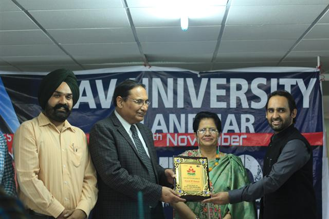 Two days Technical event Inception organized by department of Civil Engineering DAV University