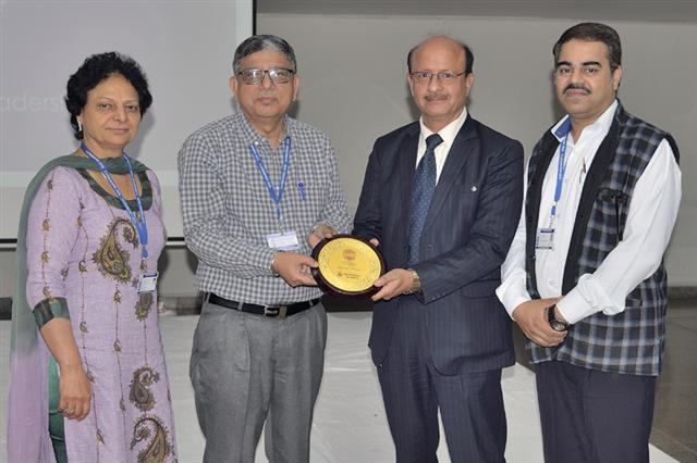 Expert Lecture on Employee Engagement held at DAV University