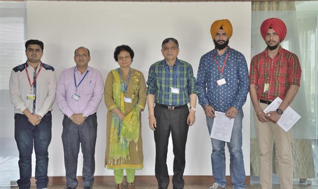 The Department of Mechanical Engineering students bring laurels