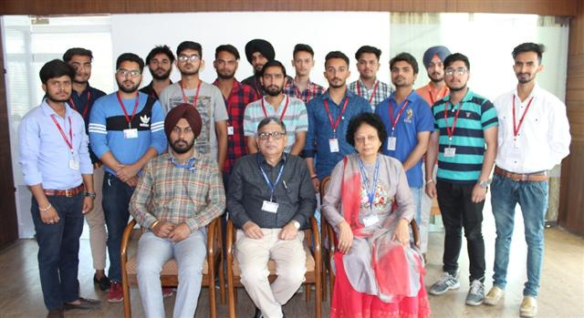 Chemistry students bring laurels to the Department of Chemistry, bag placements in pharma companies.