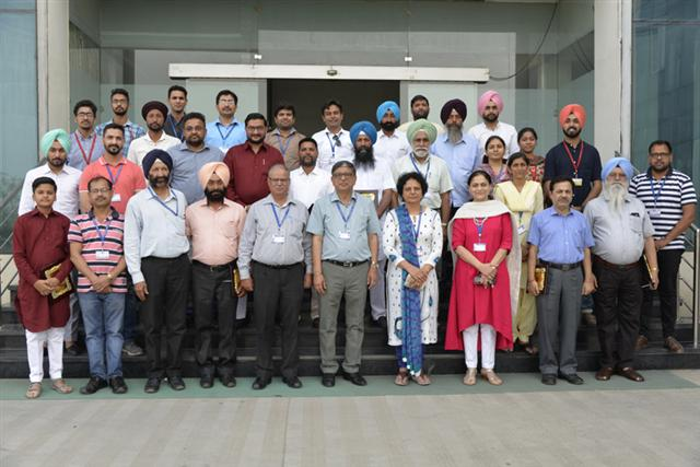 """The Department of Agricultural Sciences formally acknowledged the farmers of surrounding villages in the """"Farmers' Felicitation Programme"""""""