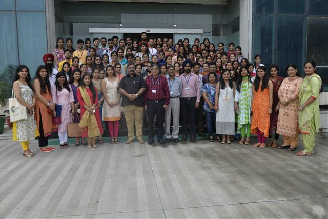 """A one day workshop on """"Green Chemistry practices in education, research and industry"""" was organized by the Department of Chemistry"""