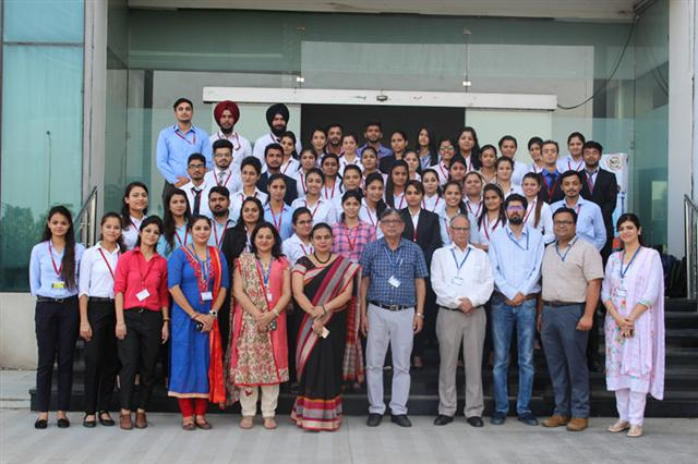 """The Department of Commerce and Business Management organized a two-day workshop on """"Entrepreneurship and Soft Skills"""" on 4th -5th October 2018."""