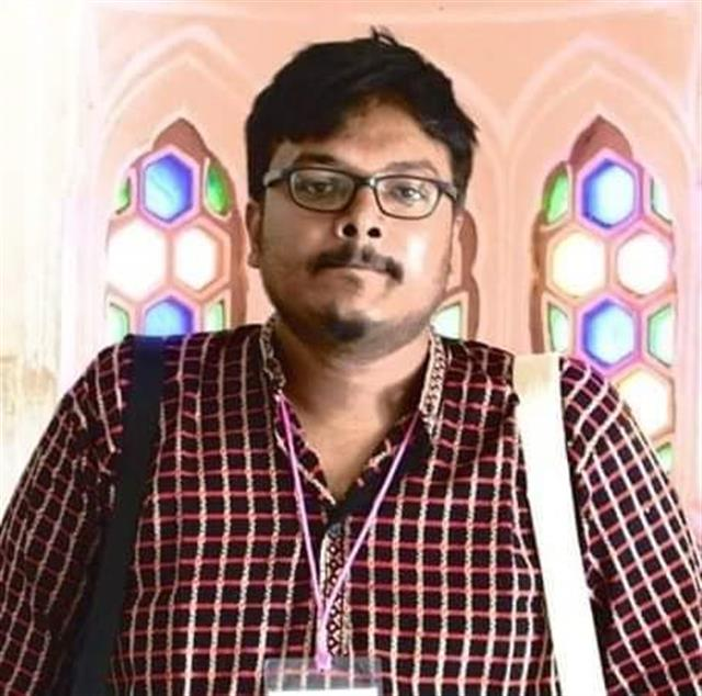 Dr. Mrinmoy Pramanick, University of Calcutta, Delivered a Lecture on Comparative Literature