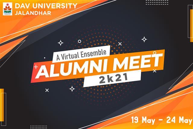 Alumni Meet at DAV University