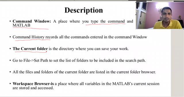 "DAV University Jalandhar organized webinar on ""Basic Concepts of MATLAB and their Applications"""