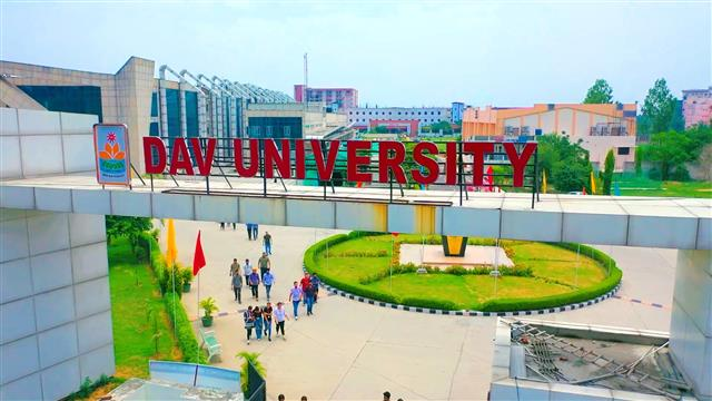 DAV University receives grant from Punjab Council of Science and Technology for setting up STI Cell