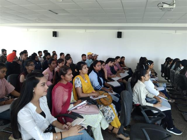"""CBME Department organized online guest lecture on """"Rural Marketing"""""""